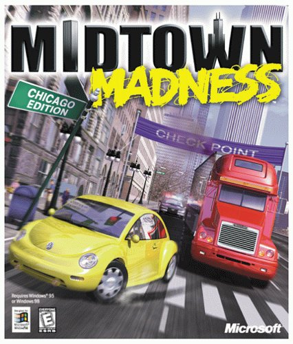 Midtown Madness 1 y 2 PC Full