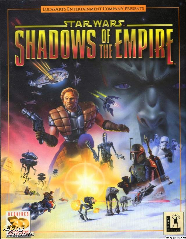 Star Wars Shadows of the Empire PC