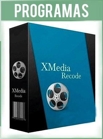 XMedia Recode Versión 3.4.4.0