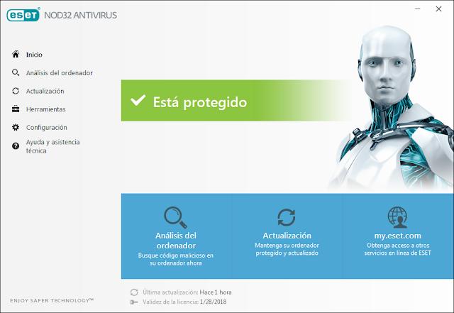 ESET Internet Security 12.0.27.0 Multilenguaje