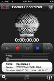 NCH RecordPad 7.12