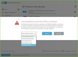 ESET NOD32 Antivirus 12.0.27.0 Multilenguaje