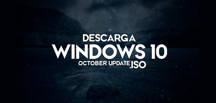 Windows 10 Pro (ISO) October 2018 Update