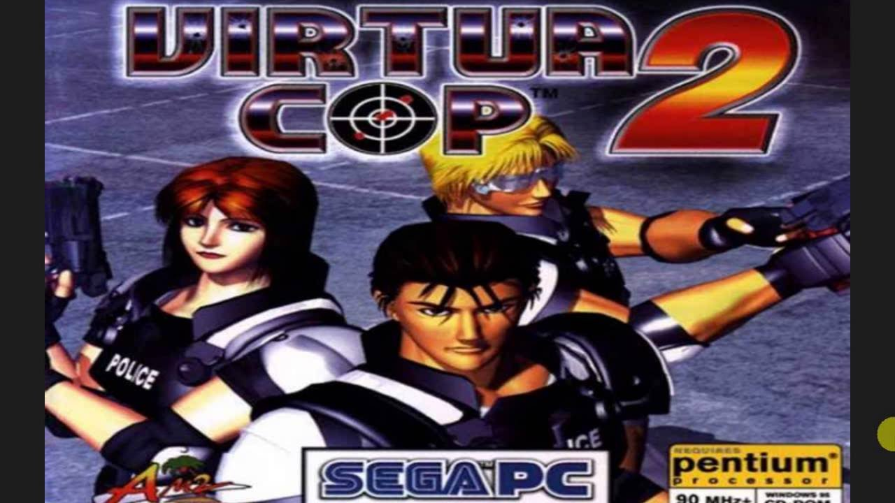Virtua Cop 2 (VCOP2) PC