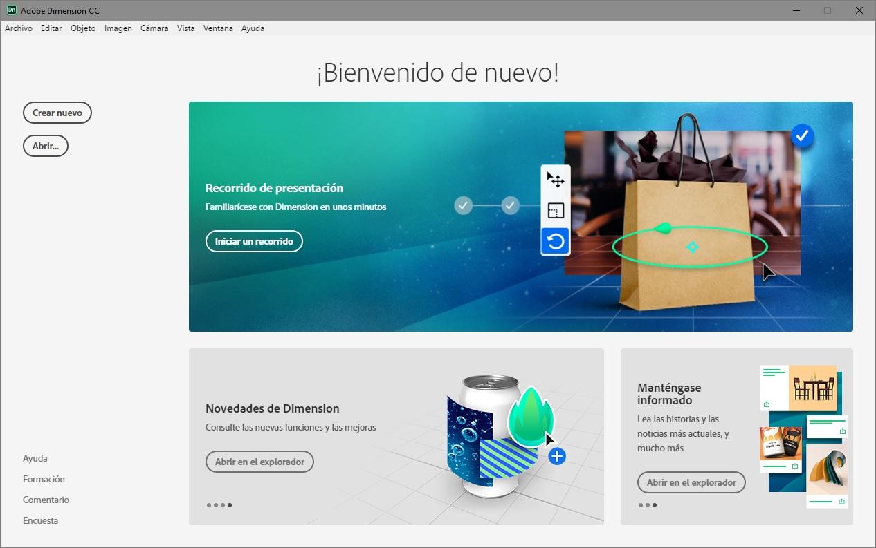 Adobe Dimension CC 2019 v2.0.0.764
