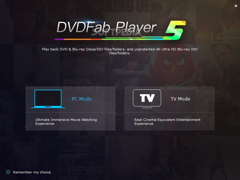 DVDFab Player Ultra 5.0.2.1