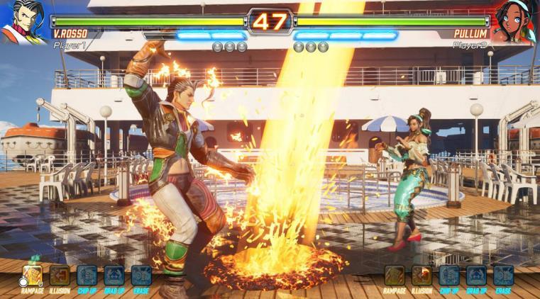 Fighting EX Layer PC