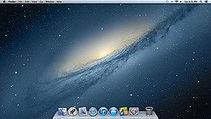 Programa para Mac OS X Lion V10.7 Final