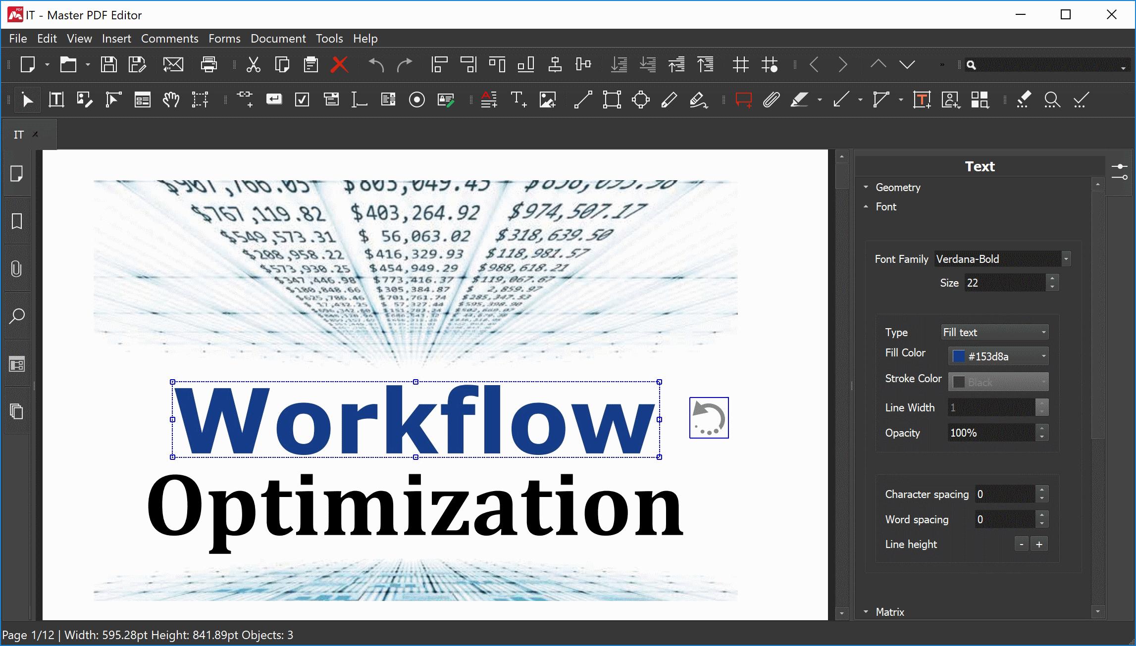 Master PDF Editor v5.2.11