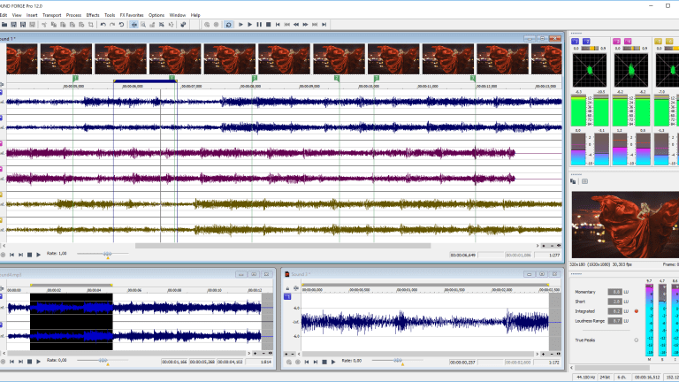 Soft para MAGIX Sound Forge Pro v.12.6 Ultima Actualizacion