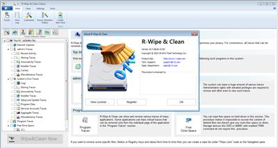 Soft para R-Wipe & Clean 20.0 Build 2219 Ultima Version