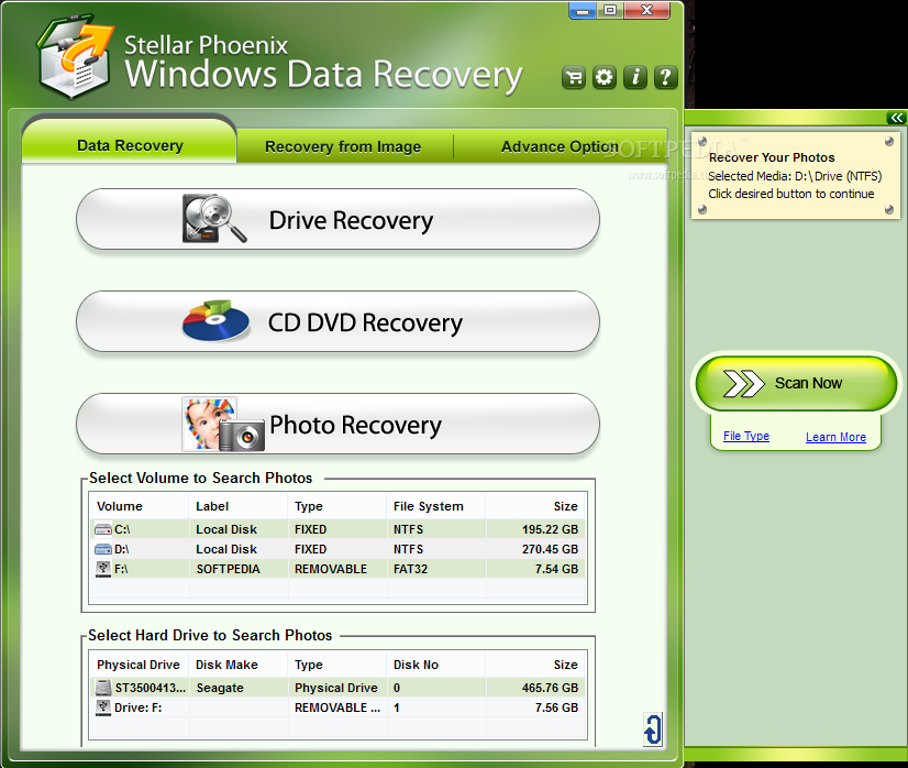 Software Stellar Phoenix Windows Data Recovery Pro v8.0.0.0 Version Final 2019